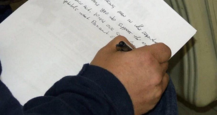 Hijo, Pronto Me Voy Al Cielo… Carta que dejó un padre a su hijo ¡No Podrás Contener Las Lágrimas!