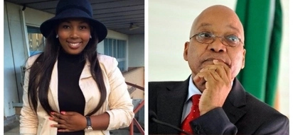 Zuma's young wife to be reportedly forced to resign from women's empowerment job
