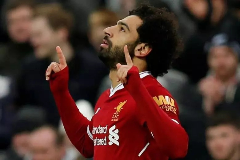 Incredible Salah replaces Real Madrid ace Ronaldo as best player in Europe