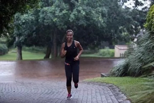 She is now set to run the New York City Marathon. Photo: Sunday Tribune