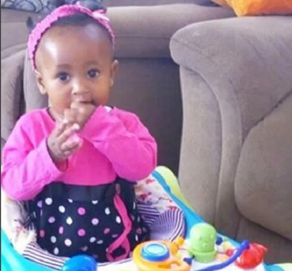 Photos of Size 8 and DJ Mo's beautiful daughter that Kenyans love so much