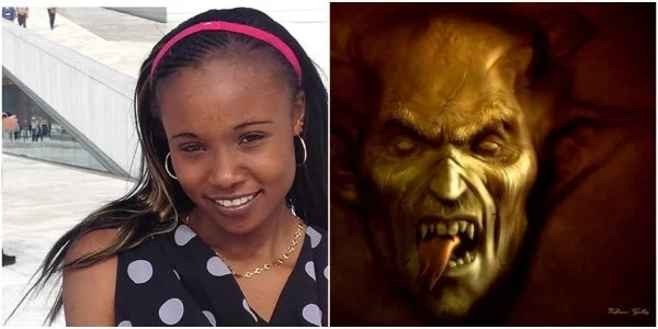 The most beautiful female athlete narrates to Nigerian preacher how demons have destroyed her career, marriage (photos, video)