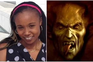 Kenya's most BEAUTIFUL female athlete narrates to Nigerian preacher how demons have destroyed her career, marriage(video)