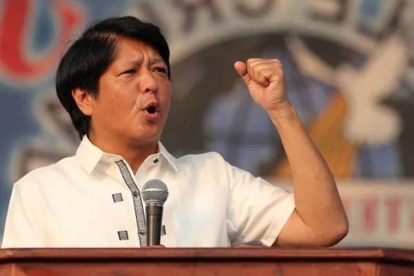 Bongbong Marcos alleges ballot boxes were opened, finds wet ballots inside