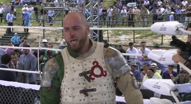 Knight Fighting is like the UFC for Game of Thrones!