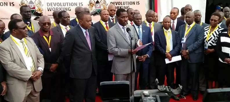 Doctors finally 'respond' to President Uhuru's back to work order