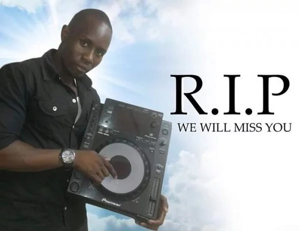 Popular Kenyan Dj passes on
