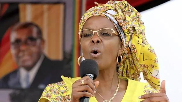 Grace Mugabe was due to appear in court. Photo: iHarare