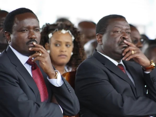 Musalia Mudavadi speaks on Kalonzo ditching NASA