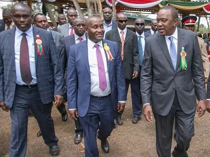 Uhuru among 30,000 expected to pay their last respects at the late Nyeri governor Gakuru Wahome
