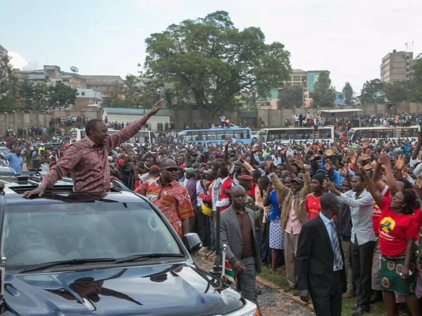 Uhuru to go back to VOLATILE NASA stronghold