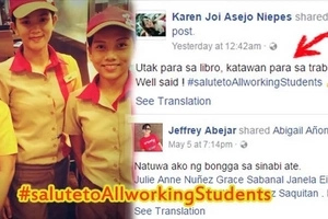 Fastfood crew unite! This girl who insulted a Jollibee fastfood crew found more enemies online! Read how they took turns shaming her on social media!