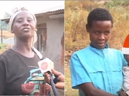 Drama as Kakamega man poos on mother-in-law's doorstep after wife abandoned him