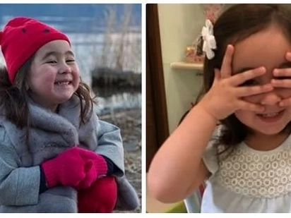Haba ng hair ni bagets! Scarlet Snow Belo's reaction when she received a rose from a classmate
