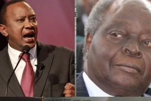 Details of how KIBAKI 'tried to block' Uhuru from becoming president