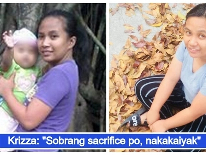 Naiyak at di makapaniwala! 'Working mom' na si Krizza-Fe Alcantara-Bagni, top 8 sa 2017 BAR exams
