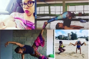 Kenyan mother of 3 sets the internet on fire with super delightful dance moves (video)