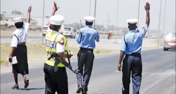Police intercept Nairobi-bound bus ferrying drunk high school boy and girls