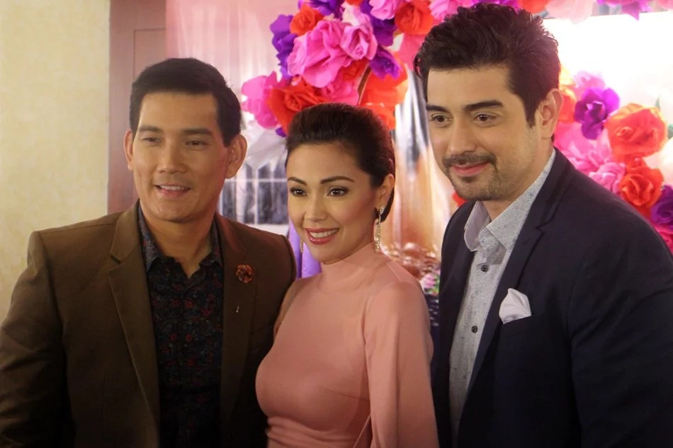 Bea Alonzo admits Ian Veneracion is 'guwapo'