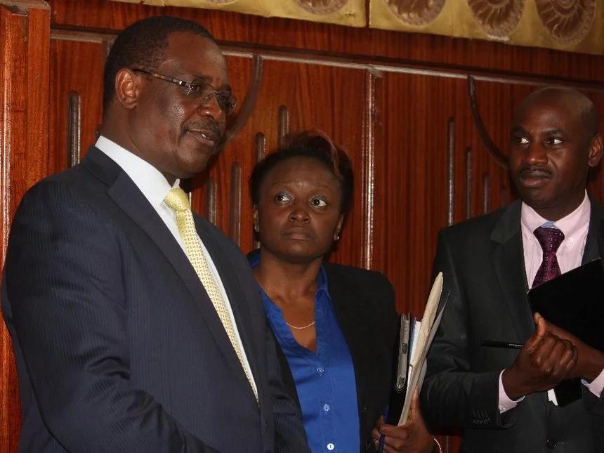 Wawakilishi wa Jubilee na CORD wapigana bungeni