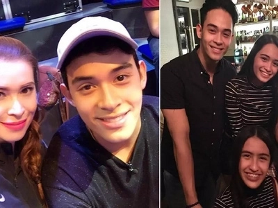 Sunshine Cruz, daughters express their support for Diego Loyzaga against Cesar Montano