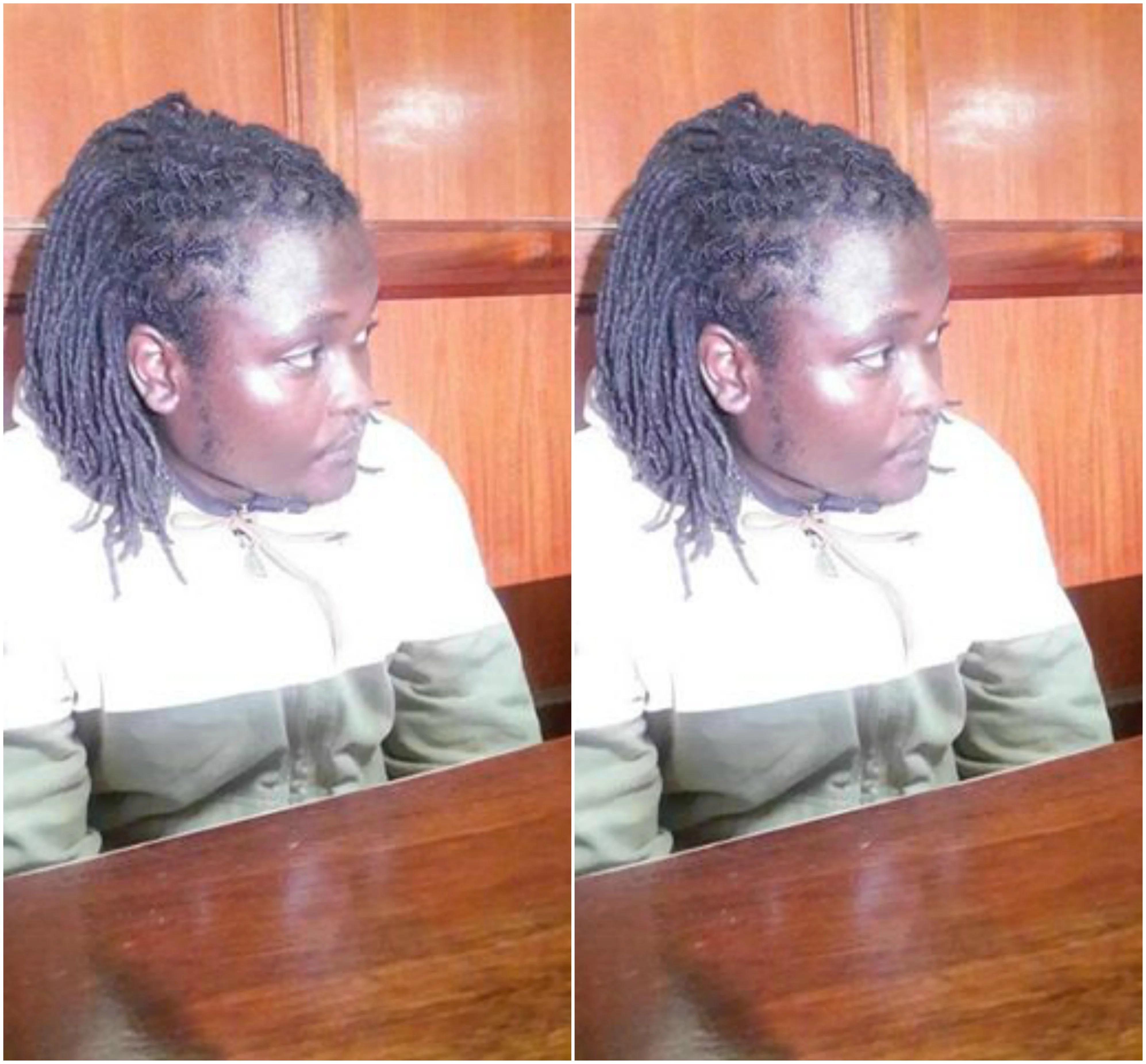 Jamaa ashtakiwa kwa kumgusisha uume polisi mwanamke (picha)
