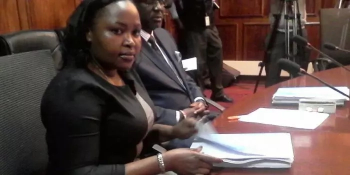 Revealed: DP Ruto's assistant received money from NYS Chief suspect