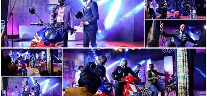 Angry Churchill Show comedian in UGLY fight with radio station