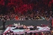 Watch wrestling giants Big Show and Braun Strowman break the ring