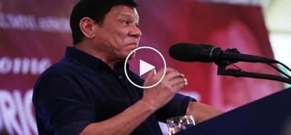 Di mapagkakatiwalaang pangako! Duterte curses US again after promising God to mend his ways