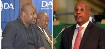 Nqaba Bhanga accuses Phumulo Masualle of factionalism after axing of MECs