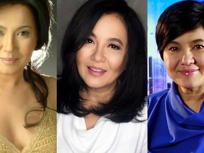Lorna Tolentino opens up about her love life - it's not what you expected!
