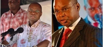 ODM governor in trouble after lying to Kenyans about the SGR