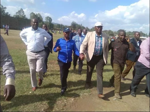 Nakuru Governor Kinuthia Mbugua outlaws tribal meetings