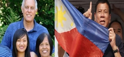 Respect! Daring American bash Duterte haters, says Digong is real president we should be proud of