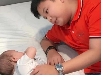 Nagkita na rin! Bimby Yap finally encounters half-brother MJ