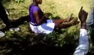 Wapenzi wanaswa wakila uroda kichakani, adhabu wanayopewa wataikumbuka milele (Video)