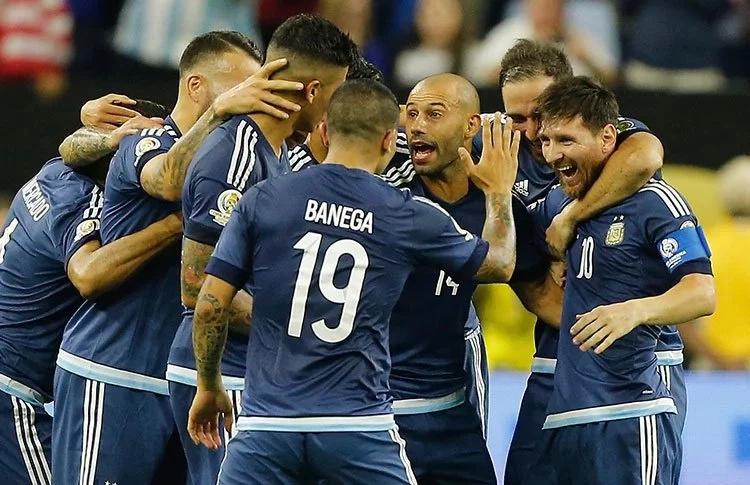 Las víctimas de Messi con la Selección