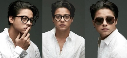Netizens are swooning over these to die for photos of Daniel Padilla