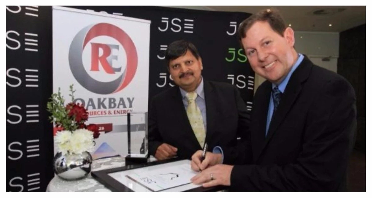 Gupta-linked Oakbay must pay R293-million back by midnight tonight - Patel
