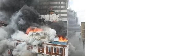 Deadly building being constructed at Nairobi City centre
