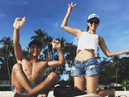 Balakang babe Megan Young laments lack of 'beach bum' moments