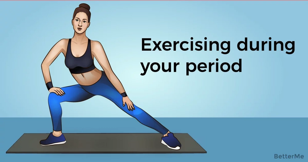 Exercising During Your Period