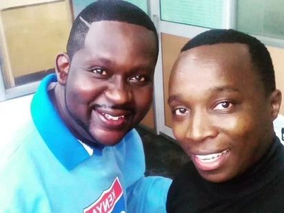 Meet the High end barber responsible for the exquisite looks of the likes of Diamond Platinumz and Churchill