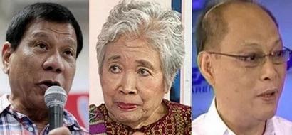 Duterte to appoint Erap's cabinet members