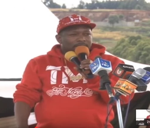 Mike Sonko is rich because he sell drugs, Miguna says