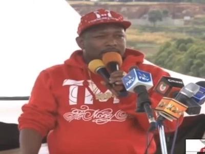 Mwanawe Mike Sonko aingia kidato cha kwanza (picha)