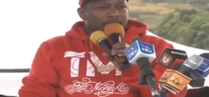 VIDEO: Sonko Loses His Cool, Insults Raila, Aladwa And Muthama In An Epic Rant