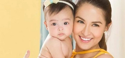 Less than a year old and Baby Zia is already enrolled to a music school!