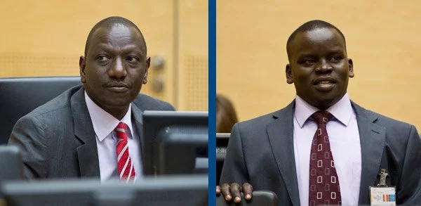 ICC rejects Ruto's application to have its staff prosecuted